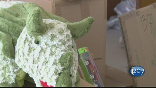 The Portland Press Herald Toy Fund is hoping to raise $250,000 to buy toys for around 7,000 Maine kids this Christmas.