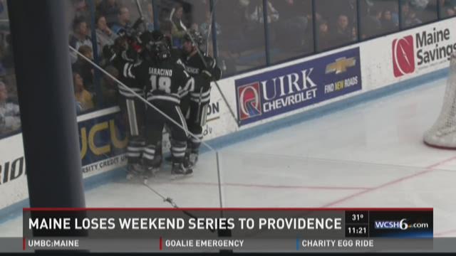 UMaine vs Providence