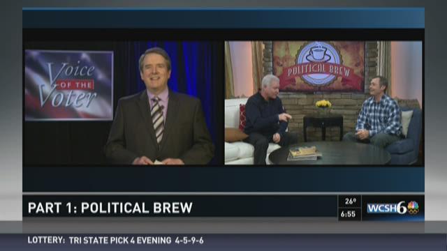 Political Brew 02-07-16 Part 1