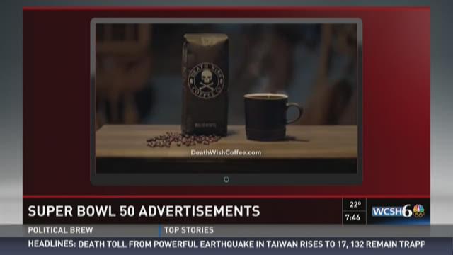 Super Bowl 50 Advertisements