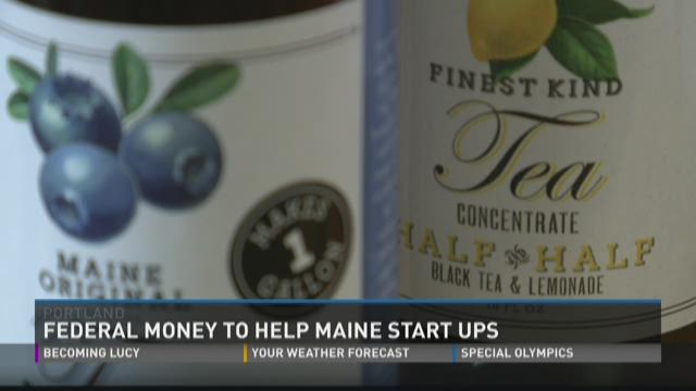 Federal funding allocated to help Maine businesses blossom