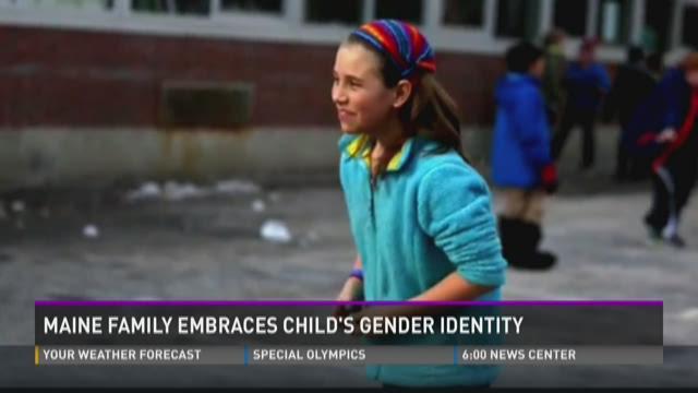 Reducing struggle to re-identify gender