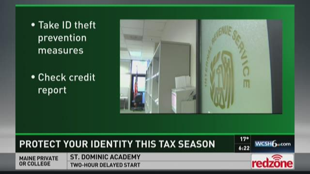 How to avoid identity theft this tax season