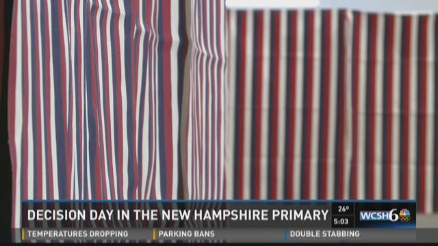 2016 New Hampshire Primary coverage - 5:00pm