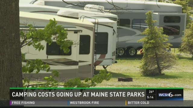 Maine State Parks increasing camping fees first time in over a decade
