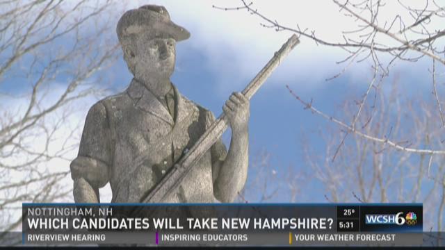 2016 New Hampshire Primary coverage - 5:30pm