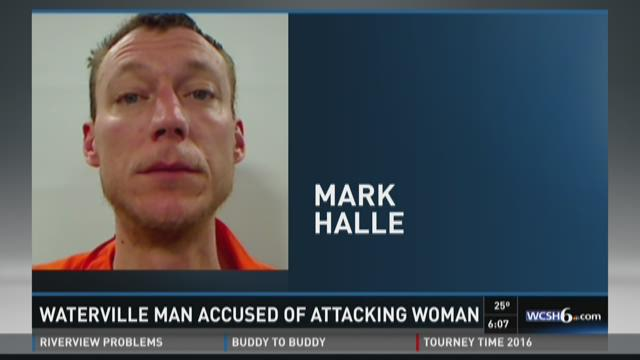 Waterville man arrested for alleged attack on elderly woman