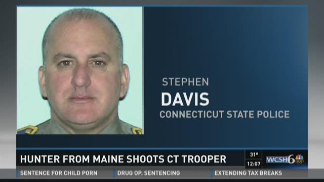 Hunter from Maine shoots CT Trooper