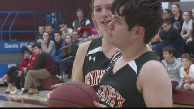 Unified basketball helping students feel included