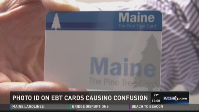 Photo ID on EBT cards causing confusion for users