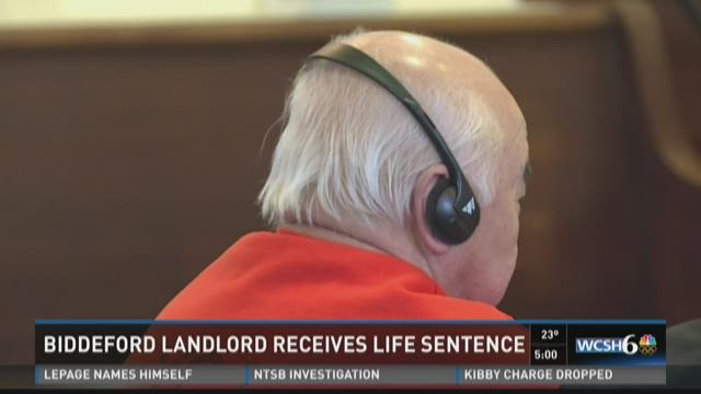 Murderous landlord given life sentence for two casualties