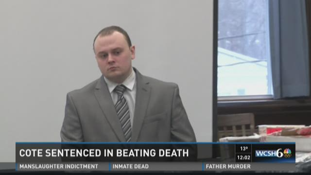 Palmyra man is sentenced to 45 years for brutal beating death.