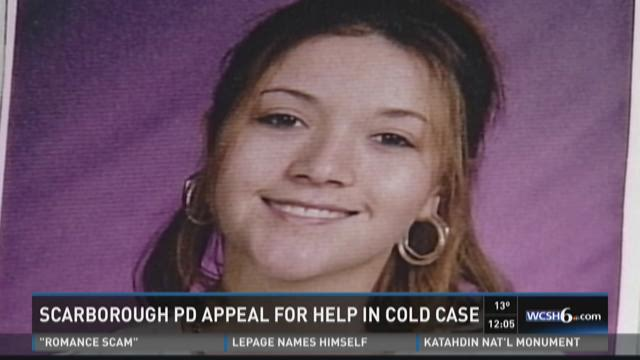 Cold case of Ashley Ouellette