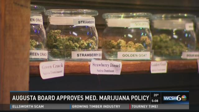 Augusta schools allow administering medical marijuana to some students
