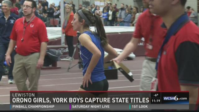 State Championship highlights from wrestling, track and swimming
