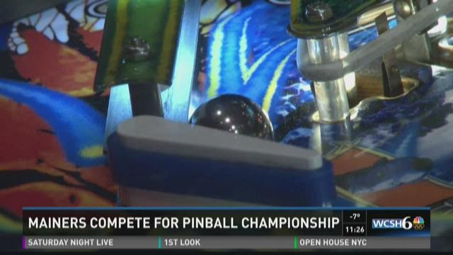 Maine Pinball Championships conclude