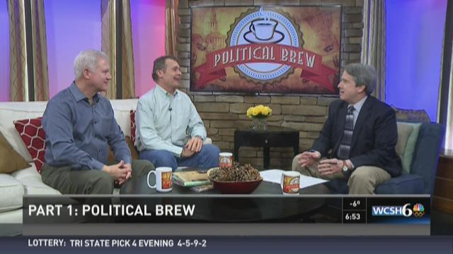 Political Brew 02-14-16 Part 1