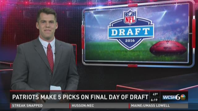 Indianapolis Colts draft UMaine LB Trevor Bates
