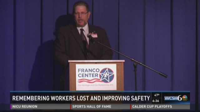 Remembering workers lost and improving safety