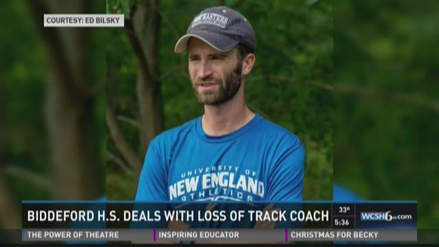 Beloved High School Une Track Coach Dies While Running Newscentermaine Com