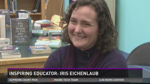 Inspiring Educator: Iris Eichenlaub