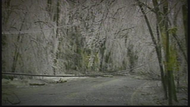 Frozen in time for two decades   Ice Storm '98