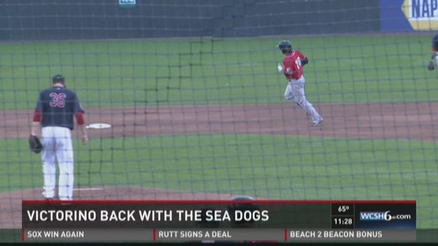 Sea Dogs lose to Fisher Cats