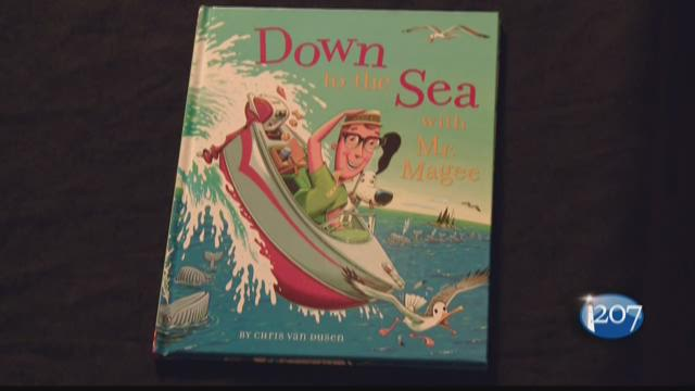 """Down To The Sea With Mr. Magee"" at the Maine Children's Museum and Theatre"