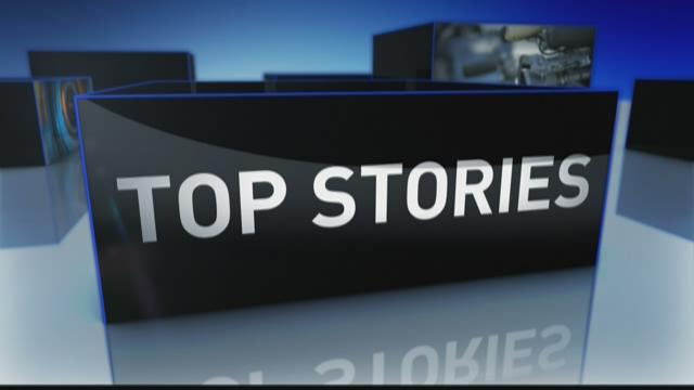 Thursday's Top Stories