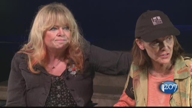 Sally Struthers and Valerie Harper - Ogunquit Playhouse