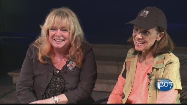 Sally Struthers and Valerie Harper - Ogunquit Playhouse - Part 2
