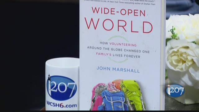 "John Marshall - ""Wide-Open World"""