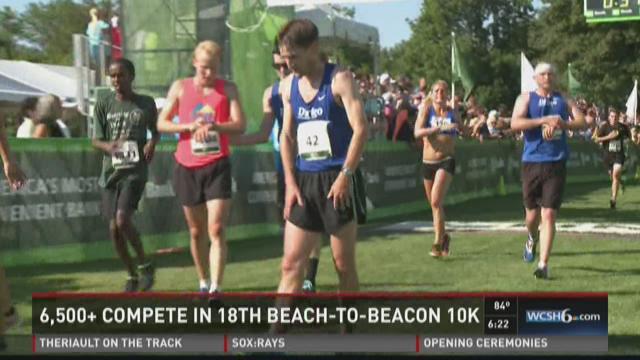 Beach2Beacon Top Finishers