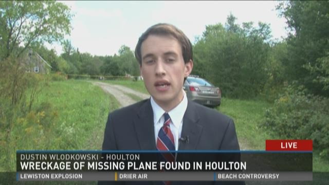 Houlton plane crash