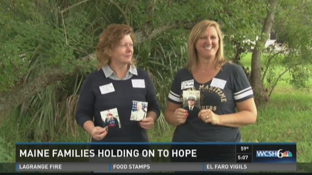 Mothers of missing crew members remain hopeful
