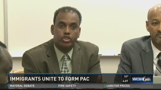 Immigrants unite to form PAC