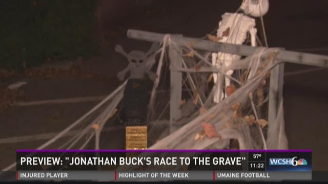 """Preview of """"Jonathan Buck's Race to the Grave"""""""