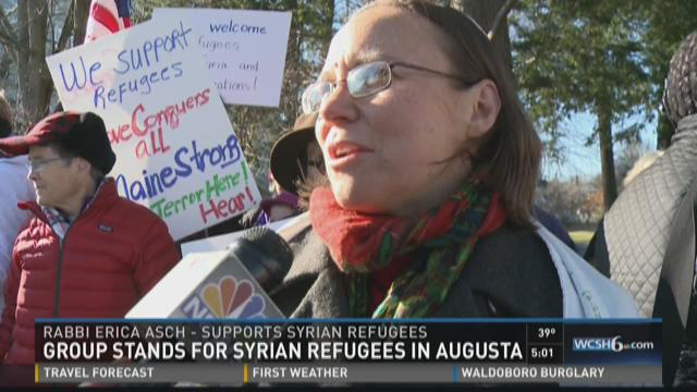 Group welcomes Syrian Refugees in Augusta