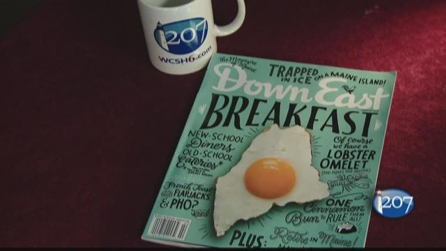 Best Breakfasts in Maine - Joe Ricchio