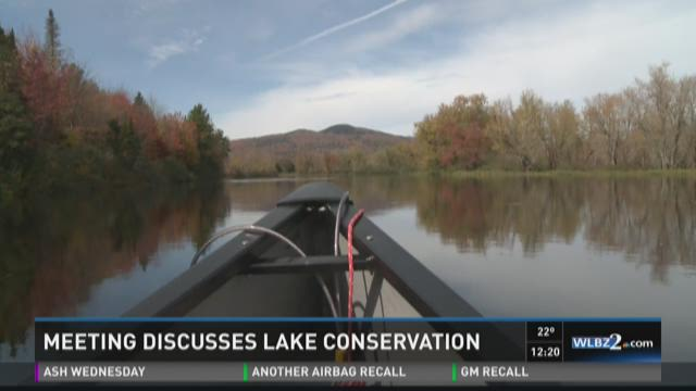 Lake conservation Mereda