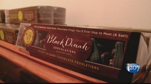 Black Dinah Chocolatier's move to Westbrook