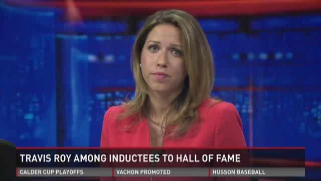 Paralyzed former hockey player joins Maine sports HOF