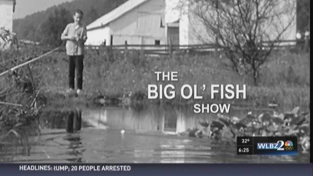 Big Ol' Fish 042916