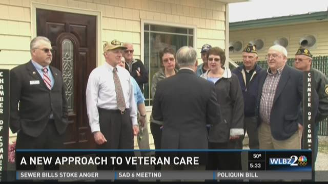New approach to veterans care