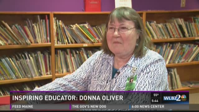 Inspiring Educator: Donna Oliver