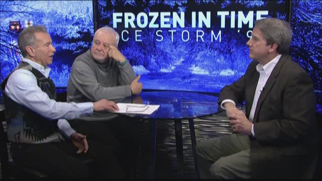 Cupo and Mannix remember the Ice Storm of '98
